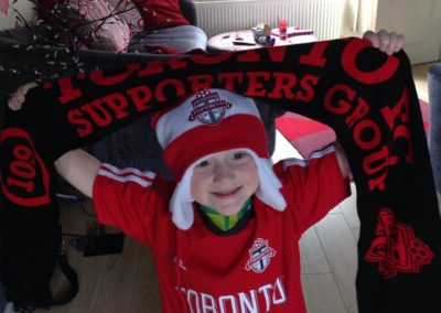 Original 109 - Supporters from 3 Generations