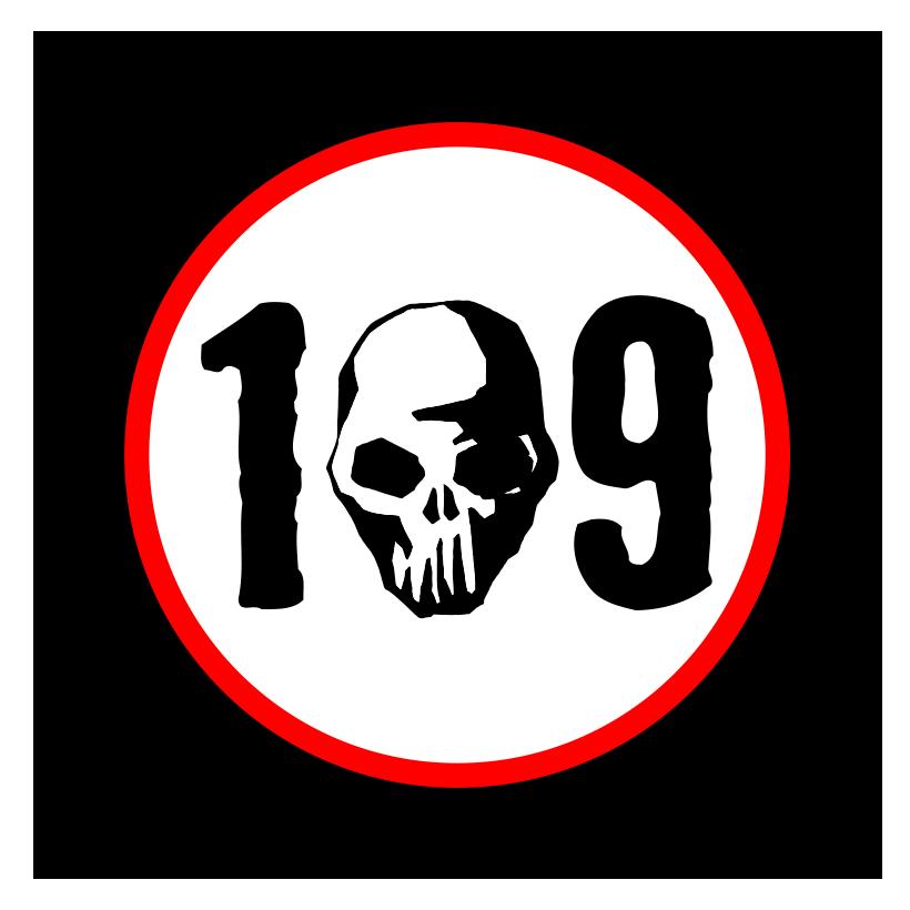 Original 109 Alternate Logo