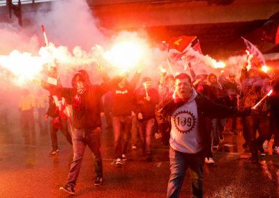 Toronto FC vs. Sporting KC - New Dawn - Photo by Luke Galati